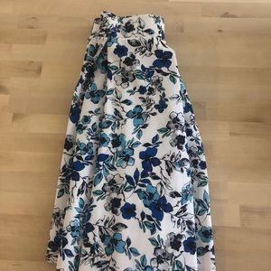 Torrid Size 3 Floral Skater Skirt